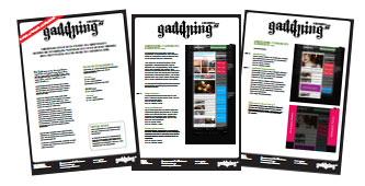 gaddning annons mini Annonsera hos Gaddning.se