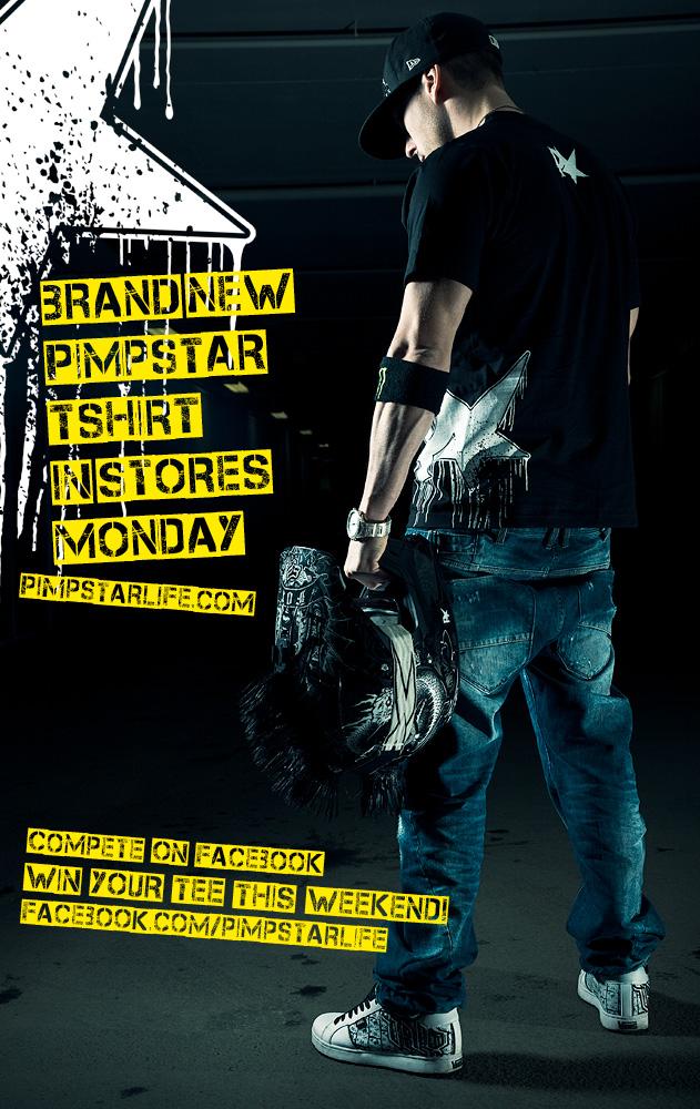 j sidedrip promo Pimpstar   Lifestyle & Clothing
