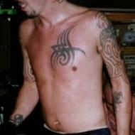 Foo Fighters tatuering