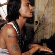 Johnny Depp tatueringar