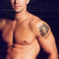 Mark Wahlberg tatuering
