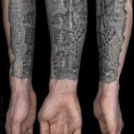 Biomech arm