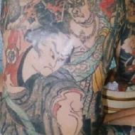 Samuraj i Yakuzastil