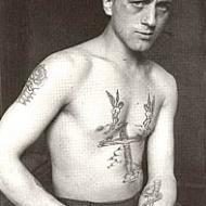 Ryska maffia tatueringar
