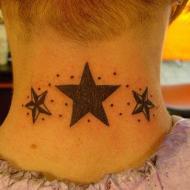 Stjärnor i nacken