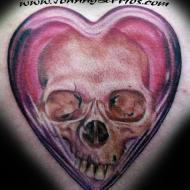 Dödskallehjärta