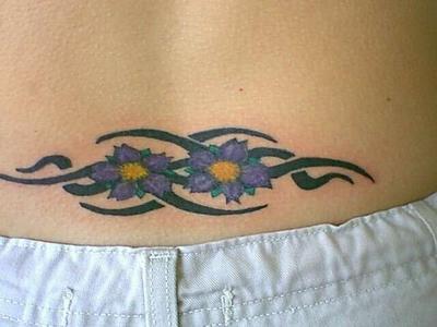 Blommor och tribals title=