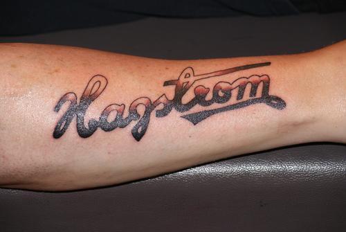Min nya Tatuering ifrån Måndag 9/7-12 title=