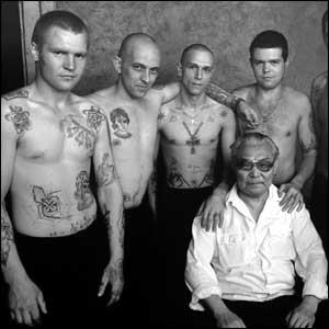 Ryska Maffian Tatueringar