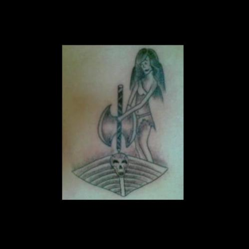 Andra tatuering title=