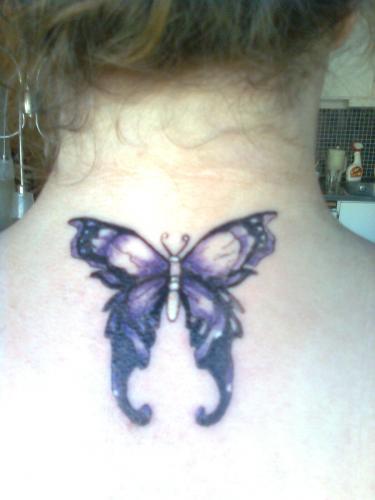 Min Underbara Tattoo :D title=