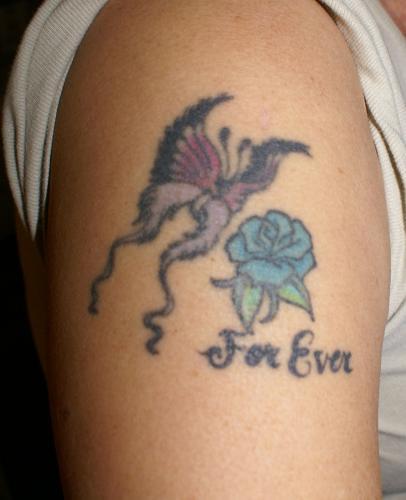 Tattoo Arbol Espalda...
